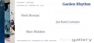 Garden Rhythm|Uitnodiging kopie